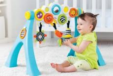 Hãy để cho bé được khám phá, tiếp xúc với sản phẩm đồ chơi an toàn ngay từ khi chào đời!