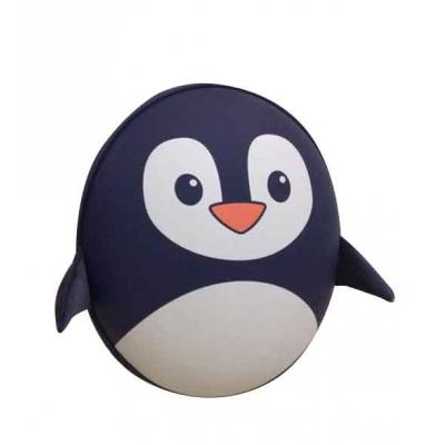 Ba lô chống xước BB Bag hình chim cánh cụt đáng yêu màu xanh BB307C