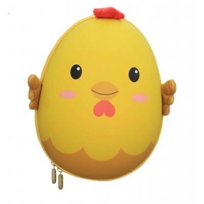 Ba lô chống xước BB Bag hình chú gà con màu vàng BB322