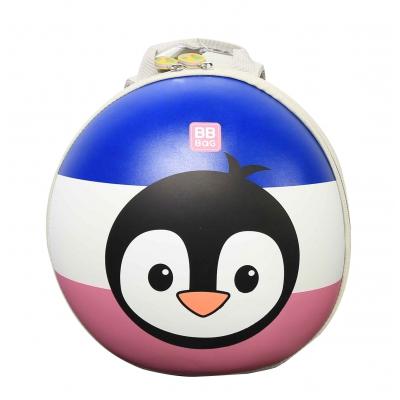 Ba lô tròn chống xước BB Bag chim cánh cụt BB331J
