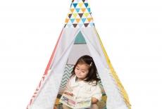 Các lợi ích của đồ chơi nhà lều đối với trẻ