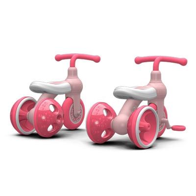 Xe đạp ba bánh 2 trong 1 Luddy 1009