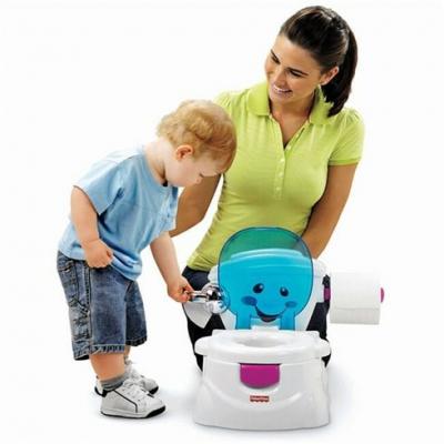 Bô vệ sinh cho trẻ em có nhạc Royalcare RC63501