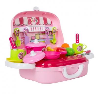 Hộp bếp nấu ăn hình ô tô Toys House 008-915