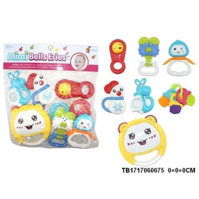 Túi đồ chơi xúc xắc 7 món Toys House 776-27