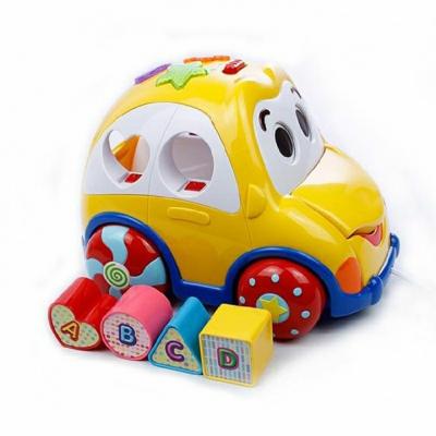 Đồ chơi ô tô thả hình khối Winfun 0659