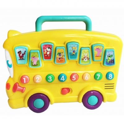 Đàn hình ô tô có nhạc Winfun 0676