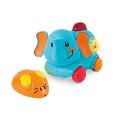 Chú voi thổi bong bóng điều kiển từ xa 001143 hiệu Winfun