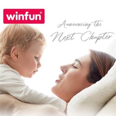 Hành trình mới mẻ của Winfun| Dành Cho Bé Yêu