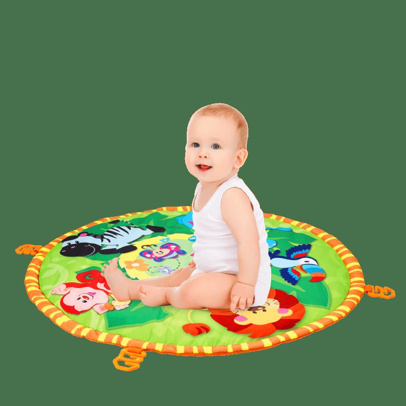 Thảm nằm chơi trẻ em 000827 hiệu Winfun giá cả hợp lý trên thị trường