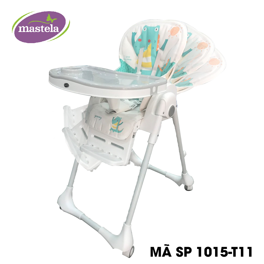 Ghế ngồi ăn cao Mastela dành cho bé