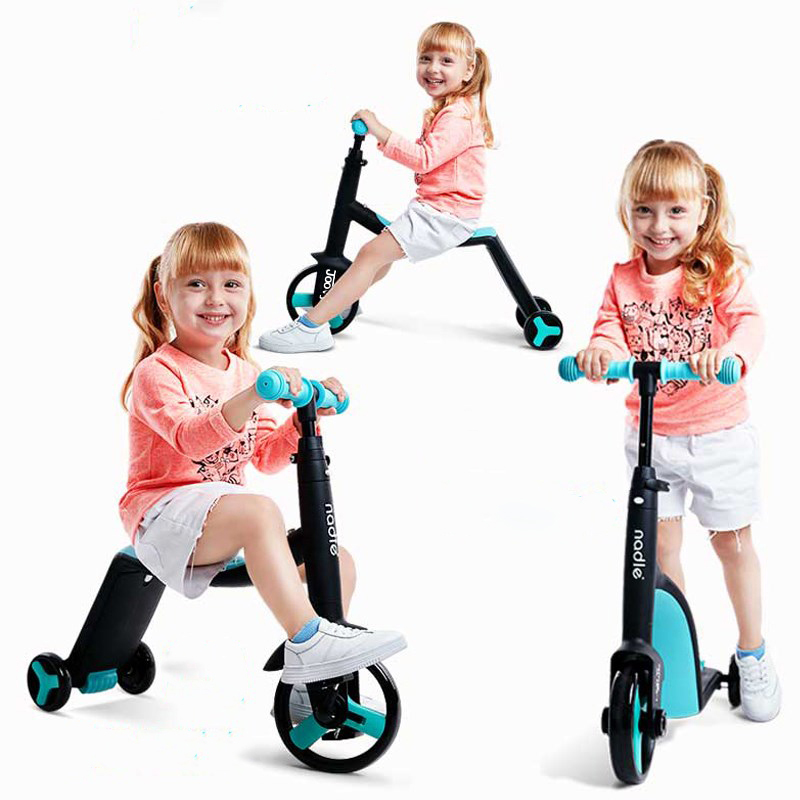 Xe đa chức năng dành cho bé 1 tuổi