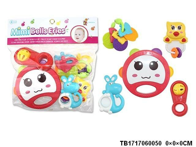 Túi đồ chơi xúc xắc 5 món Toys House 776-1 được nhiều trẻ yêu thích