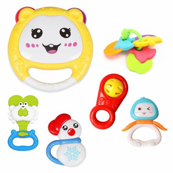 Túi đồ chơi xúc xắc 7 món Toys House 776-27 chính hãng, giá cả hợp lý trên thị trường