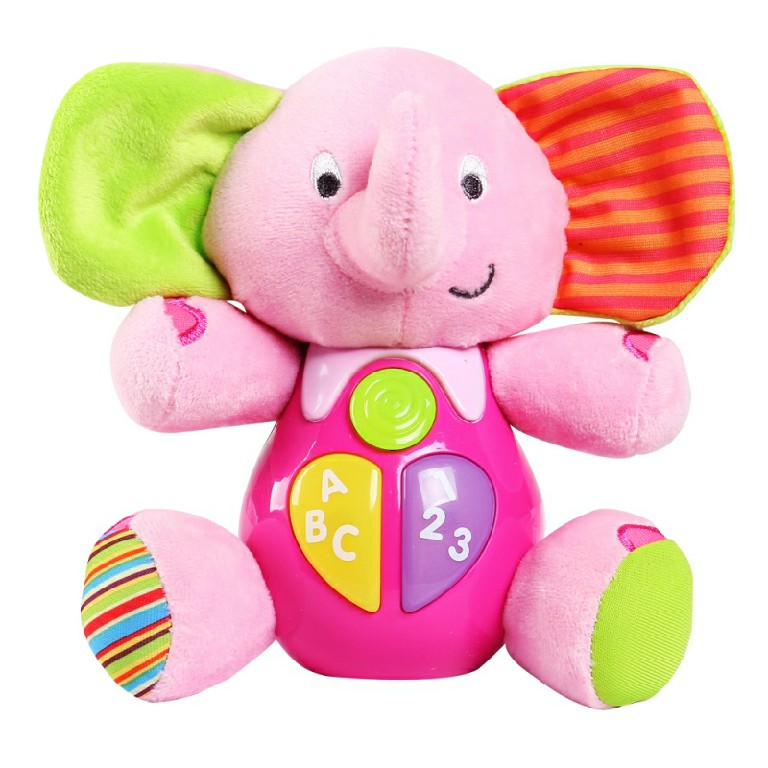Đồ chơi giúp bé phát triển toàn diện