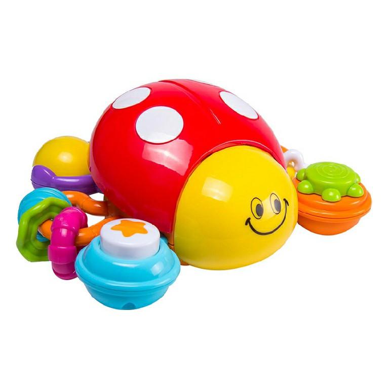 Xúc xắc bọ rùa chấm bi Winfun 0720 dành cho bé