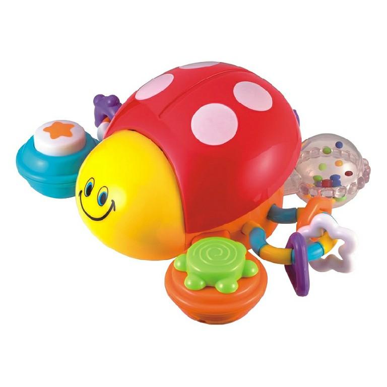 Xúc xắc bọ rùa chấm bi Winfun 0720 chính hãng, giá rẻ nhất thị trường